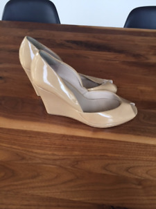 Michael Kors, Tory Burch heels, flats and loafers size 8.5