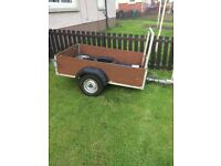 Cheap car trailer