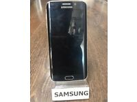 SAMSUNG S6 EDGE 32GB UNLOCKED TO ALL NETWORKS NAVY BLUE