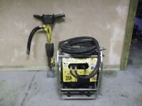 JCB BEAVER HYDRAULIC BREAKER PACK AND GUN. HONDA ENGINE.
