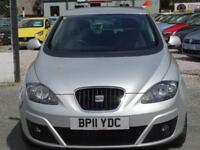 2011 Seat Altea 1.6 TDI Ecomotive CR SE 5dr