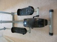 Pro Fitness Magnetic Cross Trainer - Model number 552/9658.