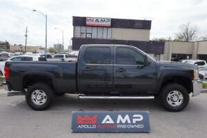 2010 Chevrolet Silverado 2500HD LTZ Leather Duramax 4x4 Diesel.