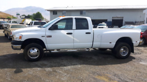 2007 dodge quad cab dually
