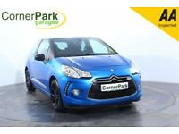 2011 CITROEN DS3 E-HDI DSTYLE PLUS HATCHBACK DIESEL