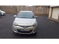2013 (62 Reg) Hyundai I20 1.2L