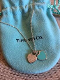 Genuine Tiffany&Co necklace