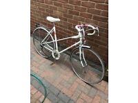 Ladies Retro Bike - Raleigh Caprice