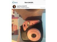 Fuji Instax Mini 8 Polaroid Camera