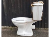 NEW Toilet with Cistern
