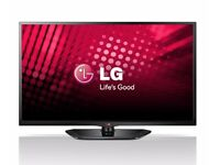 "LG 42"" inch Full HD 1080p LED TV, Freeview + FreeSat HD built in + 2 x HDMI + USB Not Samsung 39 40"