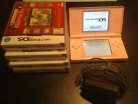Nintendo DS with 5 games- £30 collect Fareham Po15