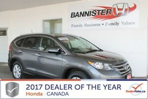 2014 Honda CR-V TOURING 2.4L 4CYL Navigation Leather