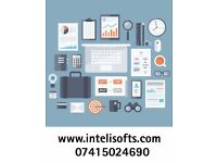 Website Development, eCommerce Solutions, Software Application , Database Application