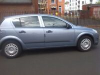 vauxhall astra life a/c automatic petrol 2009 58 plate