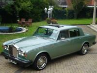 Rolls-Royce Silver Shadow 6.8 II 4dr+LAST OWNER 10YEARS+FULL ROLLS ROYCE HISTORY