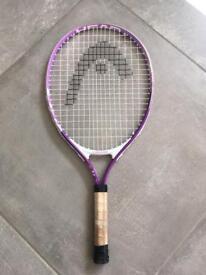 Head junior tennis racket 23