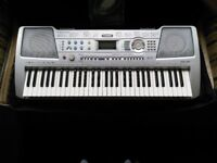 """Yamaha PSR-290 Keyboard with case and instruction manual """"Brand New"""""""