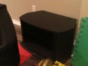 SONY TRINITTRON HIHG END WITH FURNNITURE