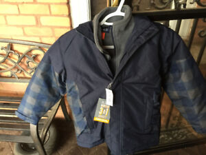 2 BNWT the Childrens place 3&1 winter jacket