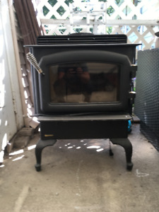 Wood Stove - Regency