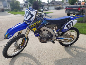 YZ450F 2010 for sale