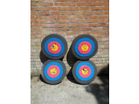 Archery Targets plus new paper targets as well