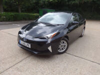 Toyota Prius VVT-I Active 5dr Auto Electric Hybrid 0% FINANCE AVAILABLE