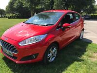 2014 Ford Fiesta Zetec with only 8000 miles from new!!!!!!