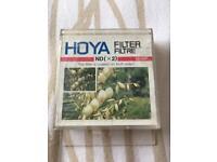 Hoya ND x2 filter 52mm