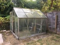8 x 6 Greenhouse for Sale