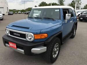 2013 Toyota FJ Cruiser -Urban Package, Super Rare & Local Trade-