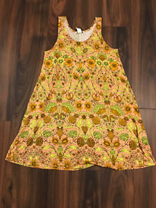 Swing dress size small