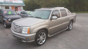 CADILLAC ESCALADE EXT *** STUNNING TRUCK *** 22 WHEELS $10995