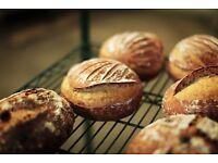 Bread Baker Surbiton KT6 area - £12 - £13 per hour