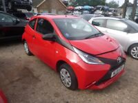 TOYOTA AYGO - NL15GXO - DIRECT FROM INS CO