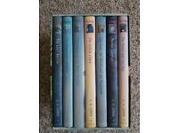 Chronicles of Narnia set (7 books)