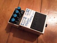 Boss DD7 Digital Delay pedal