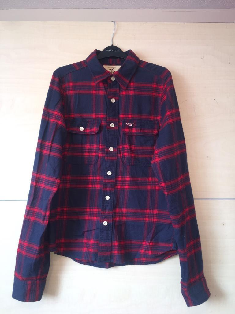 Hollister Checked Shirt (Men's)