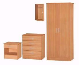 STRONG MDF BRAND NEW BUDGET WARDROBE // SAME DAY DELIVERY ALL OVER LONDON