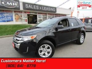 2014 Ford Edge SEL  BLUETOOTH, POWER SEAT, POWER GROUP, ALLOYS