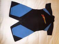 Shortie Wet Suit for Child