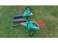 Black & Decker garden blower