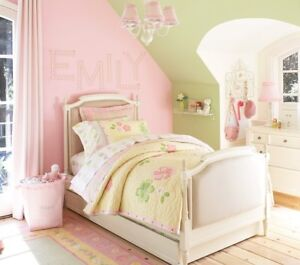 Literie pour fille Pottery Barn Girls Bedding