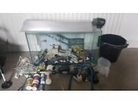 Aquarium 85L