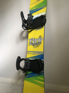 Complete Snowboard Set for Sale