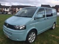 Vw t5.1 t5 2010 2.0tdi Swb new conversion re con engine and gearbox