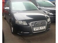 Audi A3 S line TDI 1.8 turbo excellent condition