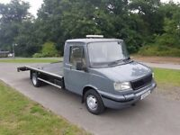 LDV Y 2001 RECOVERY TRUCK 2.5 DIESEL 15FT BED BEAVER TAIL (NOT SPEC LIFT)