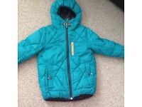 Next Boys coat 6yrs VGC
